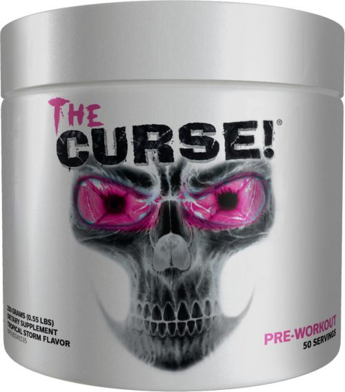 Cobra Labs The Curse - 50 Servings Tropical Storm