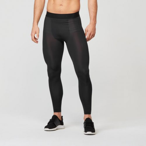 Compression Tights - Black - S