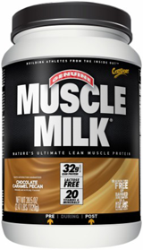 CytoSport Muscle Milk - 2.47lbs Chocolate Peanut Butter