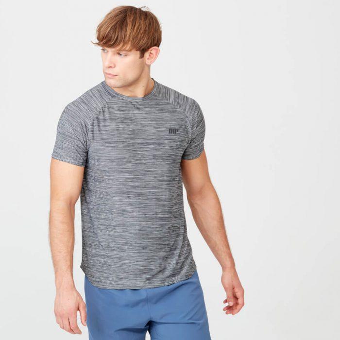 Dry-Tech Infinity T-Shirt - Grey Marl - XS