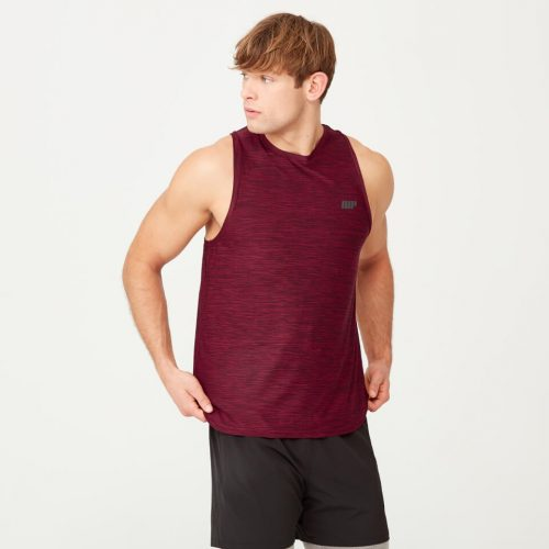 Dry-Tech Infinity Tank - Red Marl - S