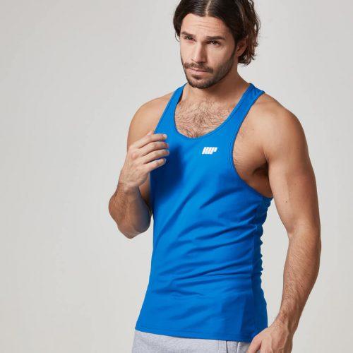 Dry-Tech Stringer Vest - Blue, L