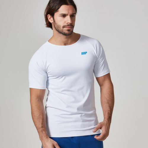 Dry-Tech T-Shirt - White, XL