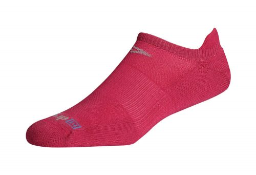 Drymax Multi-Sport No Show Socks - Women's - october pink, large