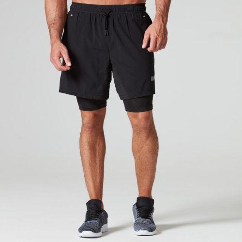 Dual Sport Shorts - Navy - XXL