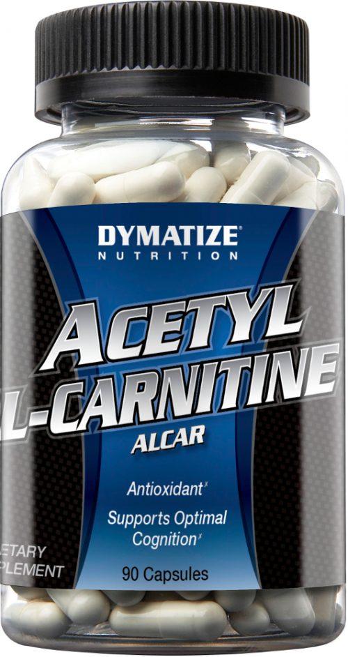 Dymatize Acetyl L-Carnitine - 90 Capsules