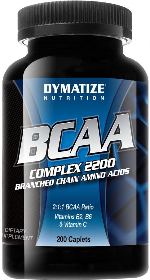 Dymatize BCAA Complex 2200 - 200 Capsules