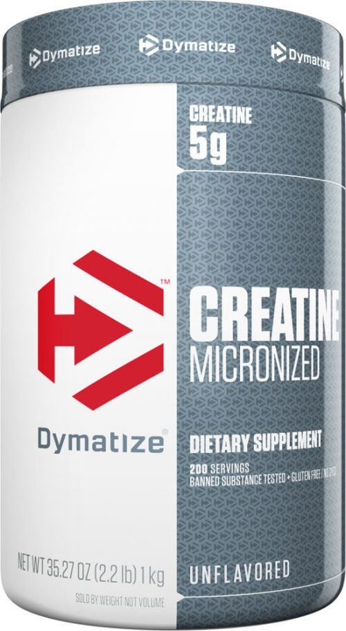 Dymatize Creatine Micronized - 1000g Unflavored