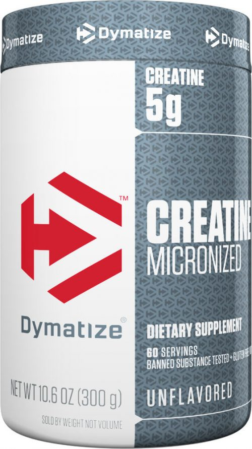 Dymatize Creatine Micronized - 300g Unflavored