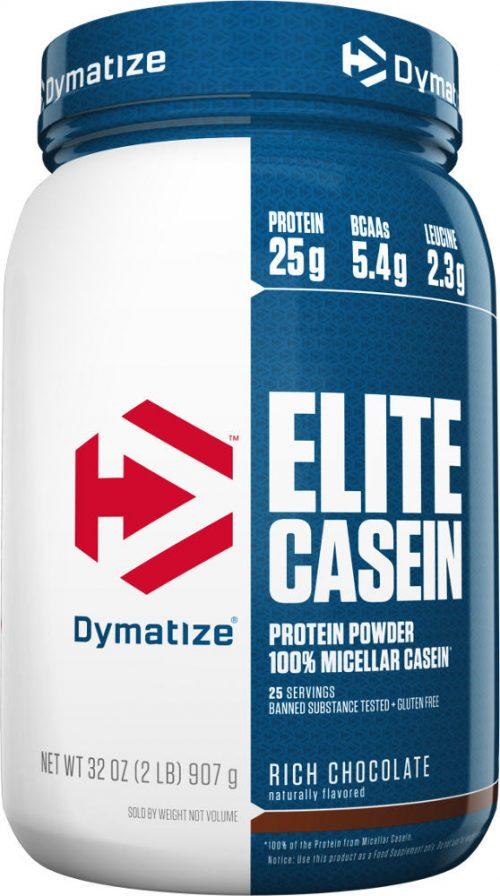 Dymatize Elite Casein - 2lbs Rich Chocolate