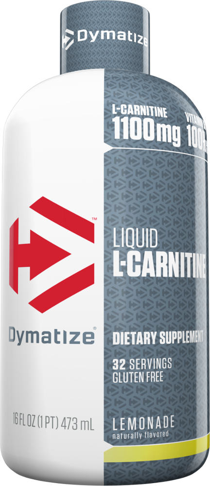 Dymatize Liquid L-Carnitine 1100 - 31 Servings Lemonade
