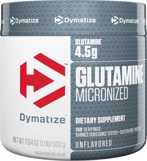 Dymatize Micronized Glutamine - 500g