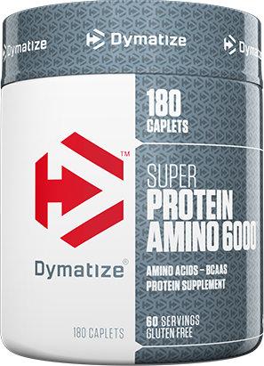 Dymatize Super Protein Amino 6000 - 180 Caplets