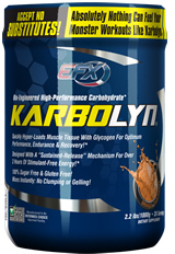 EFX Sports Karbolyn - 2.2lbs Fearless Fruit Punch