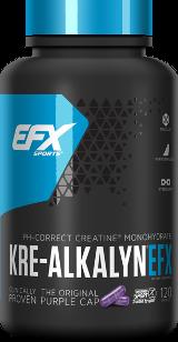 EFX Sports Kre-Alkalyn EFX - 120 Capsules