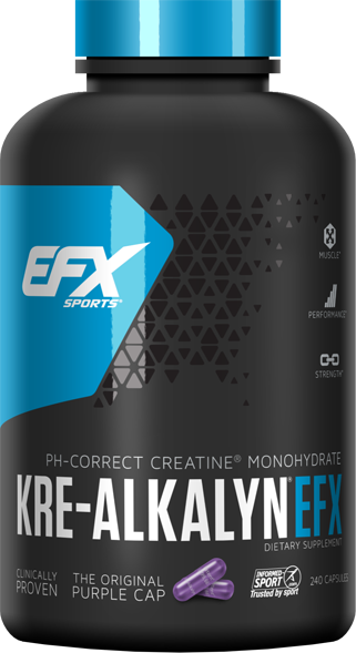 EFX Sports Kre-Alkalyn EFX - 240 Capsules