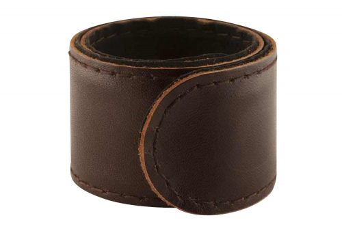 EVO Leather Pant Leg Band - leather, one size