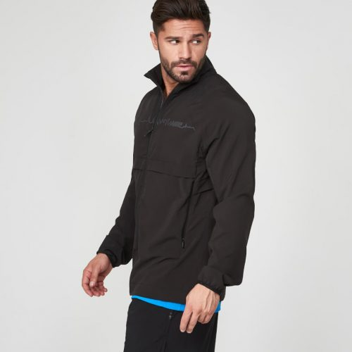 Element Jacket- Black - XL