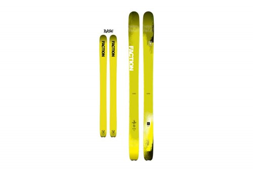 Faction Dictator 4.0 17/18 Skis - multi-color, 180cm