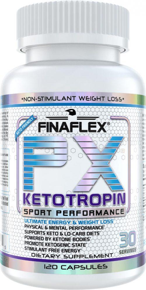 Finaflex PX Ketotropin - 120 Capsules
