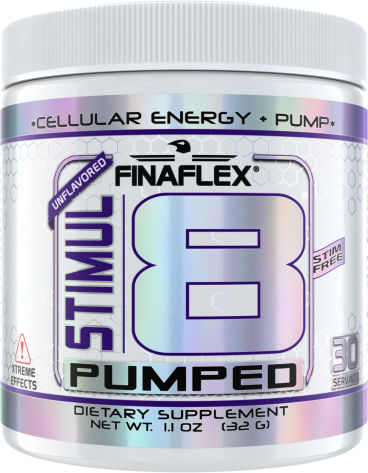 Finaflex Stimul8 Pumped - 30 Servings Unflavored