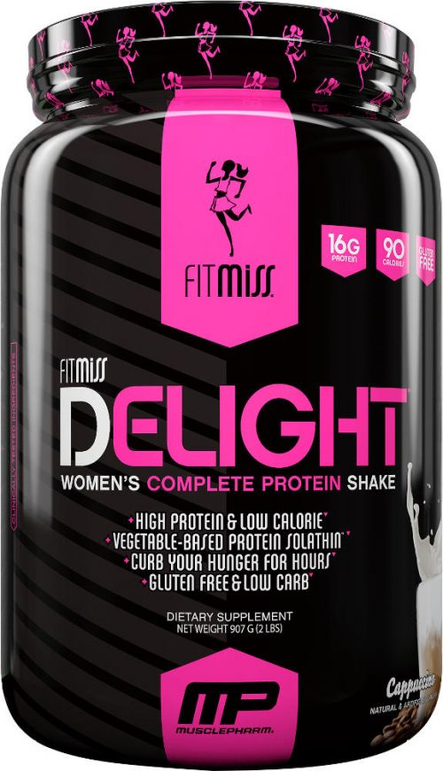 FitMiss Delight - 2lbs Cappuccino