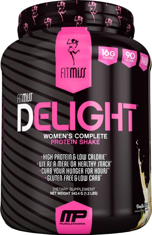 FitMiss Delight - 2lbs Vanilla Chai