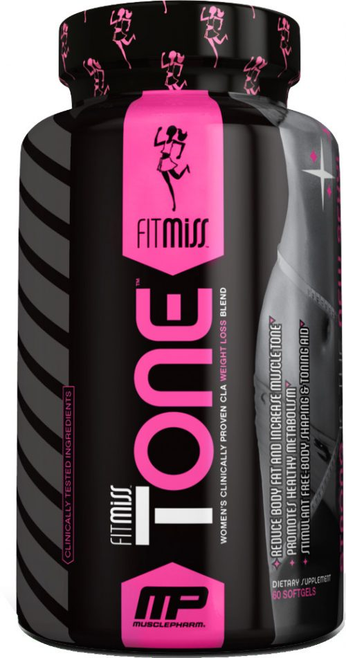 FitMiss Tone - 60 Softgels