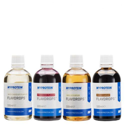 Flavdrops Liquid Flavouring - Natural Vanilla - 50ml