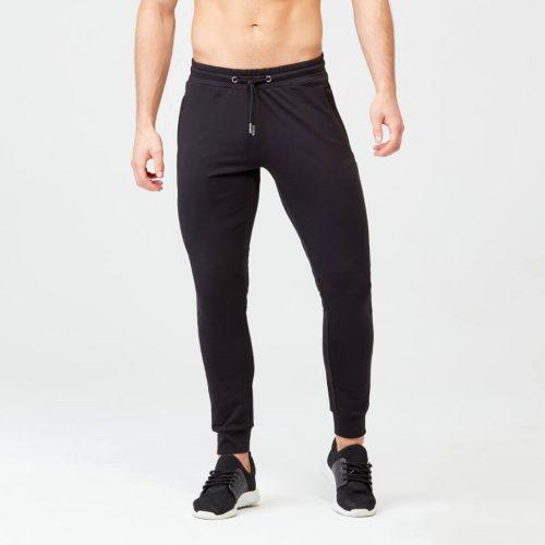 Form Joggers - Black - XL