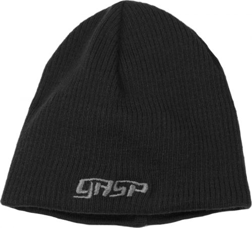 GASP Hardcore Beanie - One Size Black