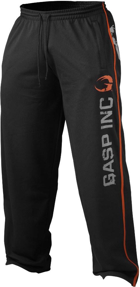 GASP No. 89 Mesh Pant - Black Large