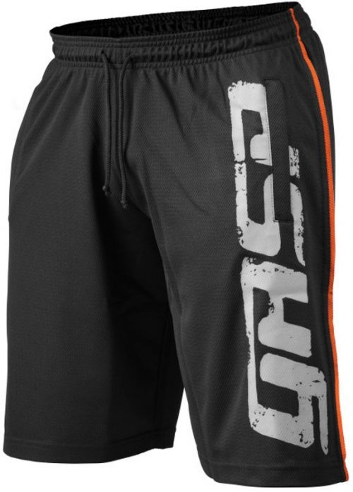 GASP Pro Mesh Shorts - Black Medium
