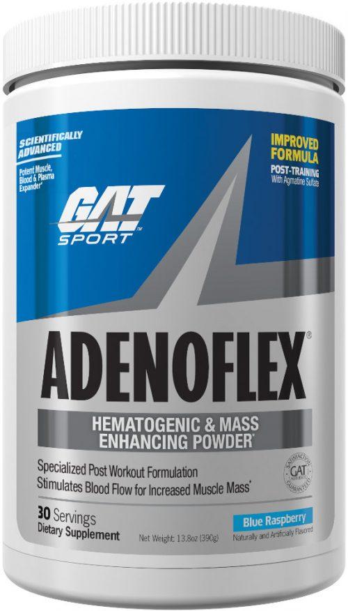 GAT Sport Adenoflex - 30 Servings Blue Raspberry