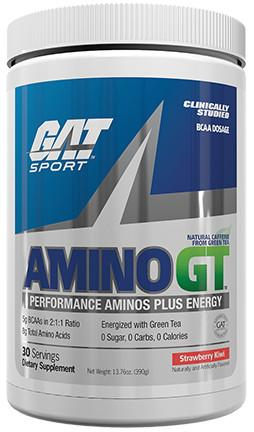 GAT Sport AminoGT - 30 Servings Strawberry Kiwi