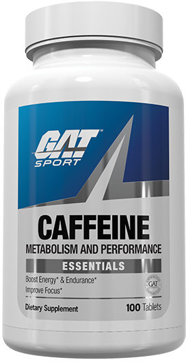 GAT Sport Caffeine - 100 Tablets