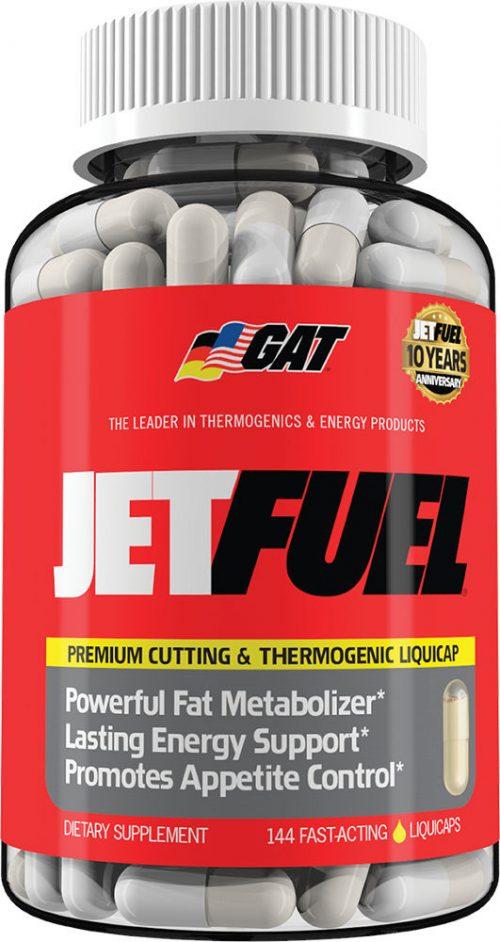 GAT Sport Jetfuel - 144 Liquid Capsules