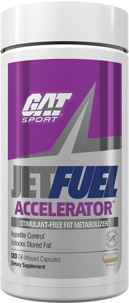 GAT Sport Jetfuel Accelerator - 120 Capsules