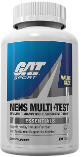 GAT Sport Men's Multi +Test - 150 Tablets