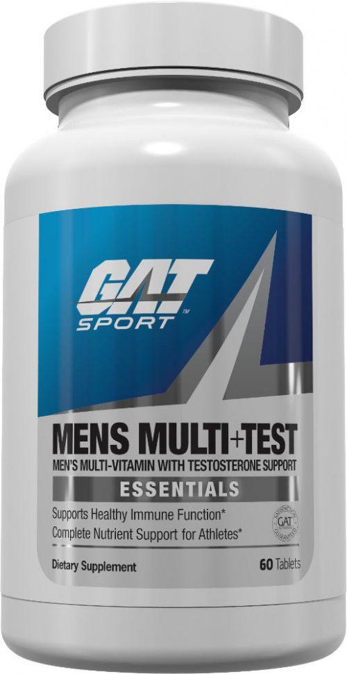 GAT Sport Men's Multi +Test - 60 Tablets