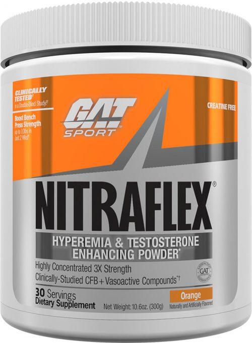 GAT Sport Nitraflex - 30 Servings Orange