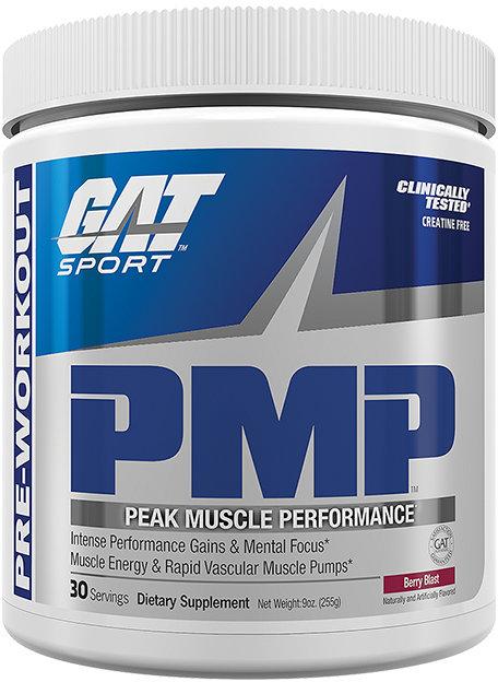 GAT Sport PMP - 7 Servings Berry Blast