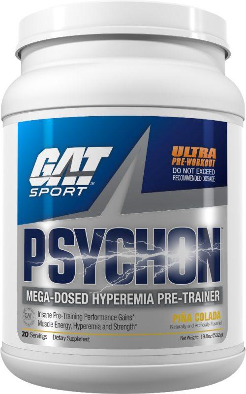 GAT Sport Psychon - 20 Servings Pina Colada