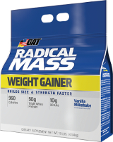 GAT Sport Radical Mass - 10lbs Vanilla