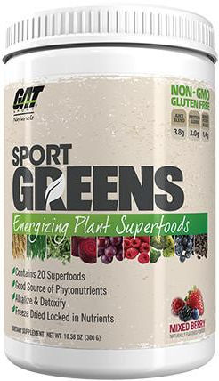 GAT Sport Sport Greens - 30 Servings Mixed Berry