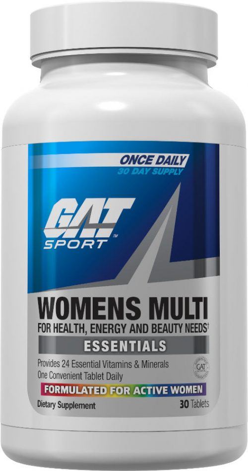GAT Sport Women's Multi - 30 Tablets