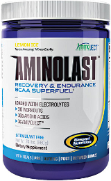 Gaspari Nutrition AminoLast - 30 Servings Southern Sweet Tea