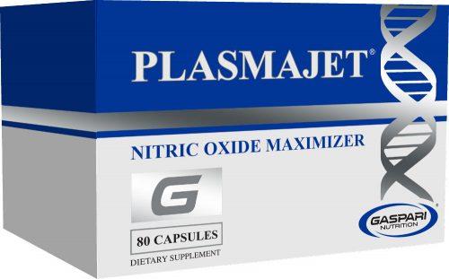 Gaspari Nutrition PlasmaJet - 80 Capsules