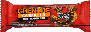 Grenade Carb Killa Bars - 1 Bar Peanut Nutter