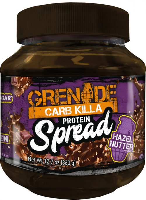 Grenade Carb Killa Protein Spread - 11 Servings Hazel Nutter